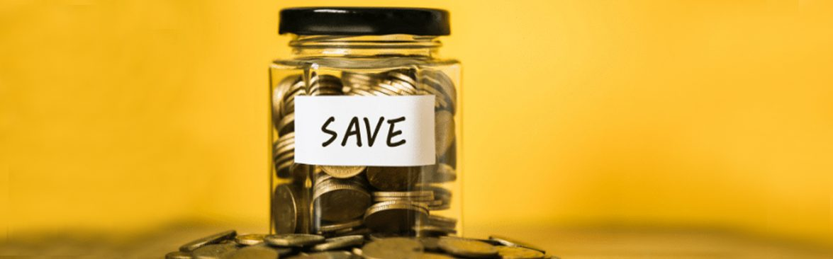 saving is the only way